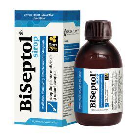 BiSeptol sirop 200ml - cu albastru de metilen si extract concentrat din plante