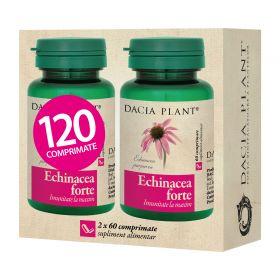 "Echinacea Forte comprimate ""2 la pret de 1"""