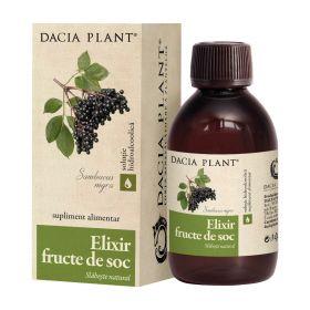 Elixir din Fructe de Soc tinctura