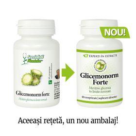 Glicemonorm Forte comprimate