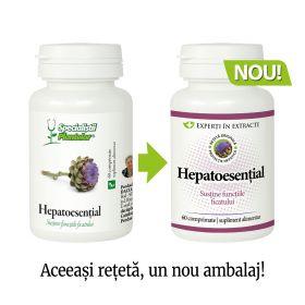 Hepatoesential comprimate