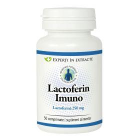 Lactoferin Imuno comprimate