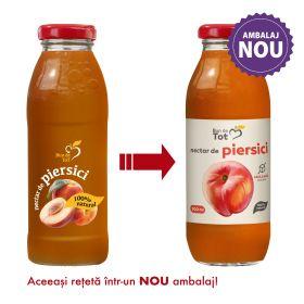 Bun de Tot Piersici nectar  fara zahar