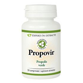 Propovir cu propolis verde - 30 comprimate