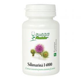 Silimarina 14000 comprimate