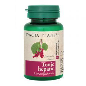Tonic Hepatic comprimate
