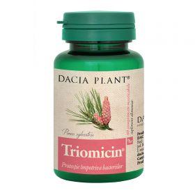 Triomicin comprimate masticabile