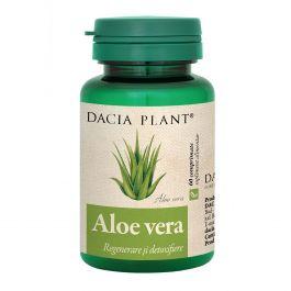 Aloe Vera Dacia Plant, 60 comprimate
