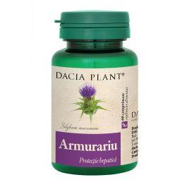 Ceai din plante medicinale Sănătatea ficatului, 50 g, Dacia Plant