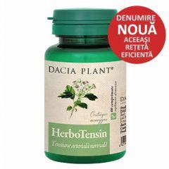 HerboTensin (Reglator al Tensiunii) comprimate