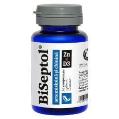 BiSeptol cu artemisinina si chinina comprimate (Zn si D3)