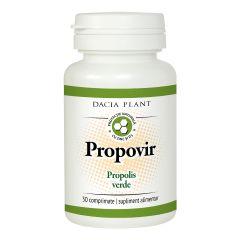 Propovir comprimate cu propolis verde 30cpr