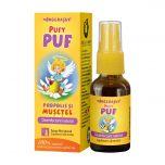 PufyPUF Propolis si Musetel spray - protejeaza aparatul respirator