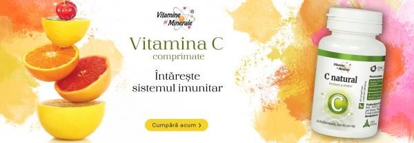 Vitamina C din surse naturale: acerola si lamaie