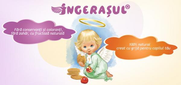 Ingerasul – brandul de suplimente alimentare dedicat exclusiv copiilor!